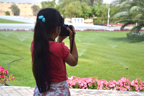 """SGG conducts """"Little Photographer"""" workshop"""
