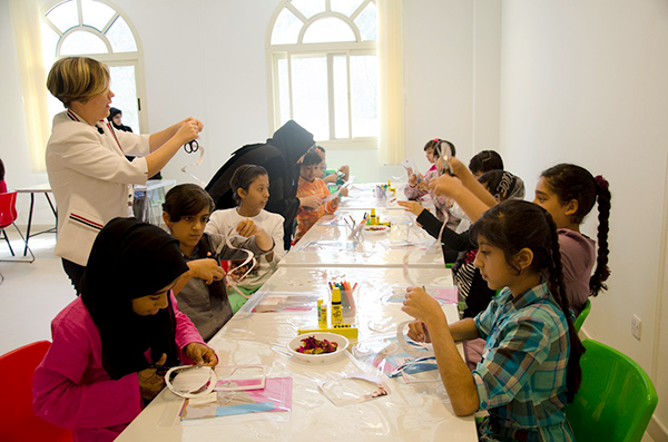 """SGG conducts"""" Make a card, make a difference"""" workshop"""